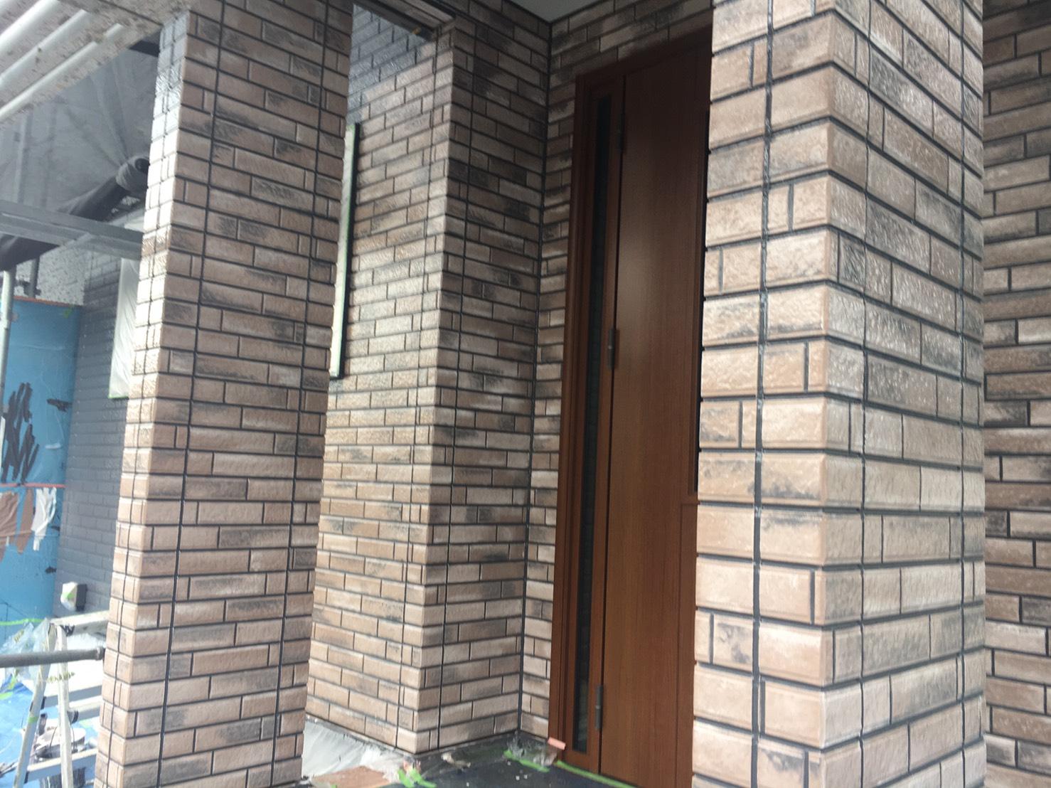 飯塚市 F様邸 | 外壁 グラデーション