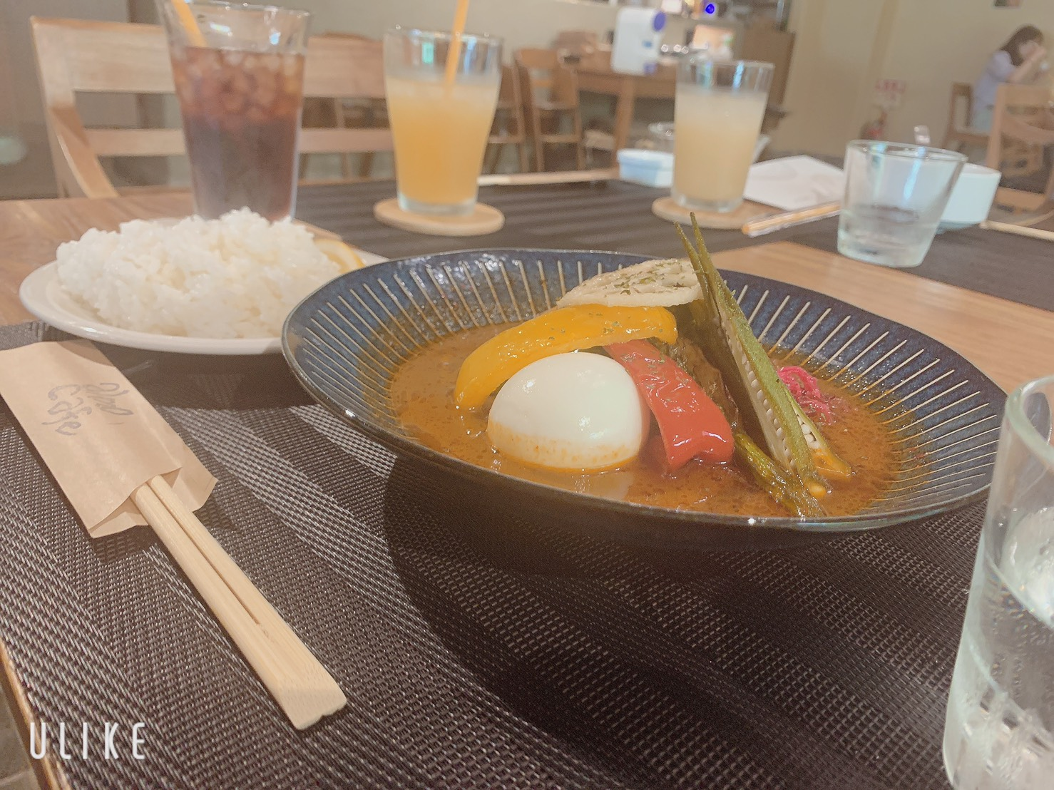中間市 almocafe
