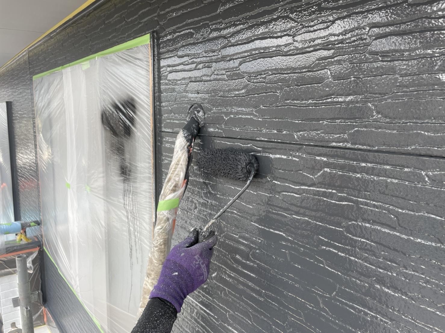 飯塚市 T様邸 外壁塗装工事